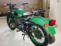 1986 Ural Motorcycle Model 8103 Original With 17KMLike