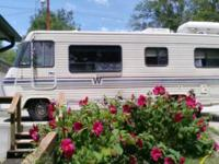 1985 Winnebago 27 ft in good shape. Would consider
