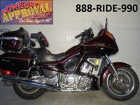 1986 Yamaha Venture 1300 Motorcycle for sale only