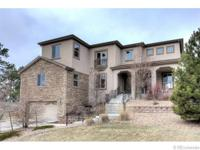 Experience this beautiful Toll Brothers custom home