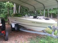 Very good 1986 Searay all original well preserved. Has