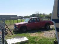 I have a 1986 Chevy s-10 4 wheel drive ex taxi long box