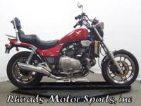 1986 Honda V65 Magna VF1100 with 25,398 Miles. This is