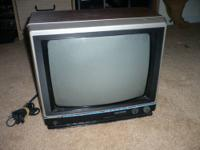 For sale is a 1986 Magnavox Television. It has been
