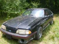 parting out 1989 Mustang GT hatchback plus some stuff