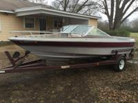 For sale:  1987 Barretta SS 17' inboard  Ski