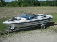 1750 Bayliner Capri inboard, outboard for sale. 120
