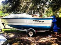i have a 1987 bayliner trophy perfect condition , i