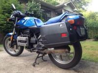 I have decided to sell my '87 K75C bike, as I've had it