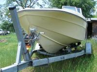 1987 Bowrider 19 ft by Invader , Swim Platform Custom -