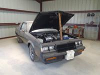 1987 Buick Grand National 3.8L SFI Turbo WITH ONLY 49