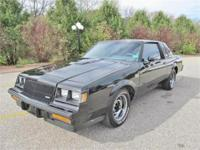 Just in on trade is this Beautiful original 1987 Buick
