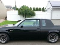 1987 Buick Grand National :Hardtop Extremely Rare