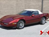 1987 Chevrolet Corvette Convertible. This is a super