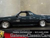 Stock #447-TPA 1987 Chevrolet El Camino Choo Choo SS