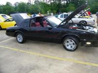 1987 Monte Carlo SS T-top with initial 305 rebuilt