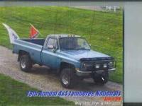 87 chevy 4x4 parts