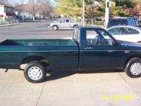 1 Owner. 1987 Chevy S10 PU Only 71000 Miles, Been
