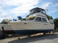 1987 Christ Craft 362 Catalina with twin 270 HP