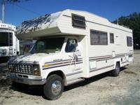 I have a handyman special. This 87 coachmen needs work