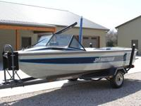 1987 Ski Nautique 2001, Very clean for its age, 351