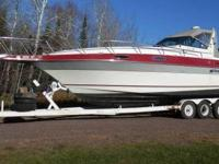 1987 Cruiser Rogue 286. 1987 Cruiser Rogue 286 design