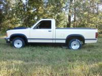 DRIVE IT HOME!!!!!! 87 dodge dakota street/strip pickup