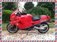 Selling 1987 DUCATI PASO 750:. - Under 10,000 Original