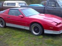 I HAVE A 1987 FIREBIRD FLORIDA CAR. BODY IS MINT ALL