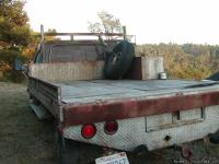 1987 Ford 3/4-Ton Deisel Ranch Truck w/bed.  Banks