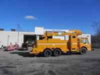 1987 Ford 8000 Bucket Truck - 75? reach - Approx.