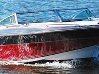 1987 21 FOOT LIBERATOR 350 LONG BLOCK ENGINE