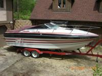 RATE REDUCED $1000 !!  The model 235 Sundowner made by