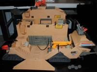 I am selling a 1988 G.I. Joe Mobile Command Center - it
