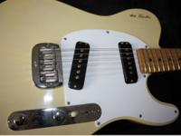 ATTENTION COLLECTORS 1987 G & L DELUXE TELECASTER ASAT
