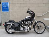 Up for sale is a 1987 Harley Davidson FXRP ready to run