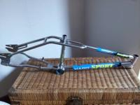 1987 Haro sport freestyler frame. Frame is in real good