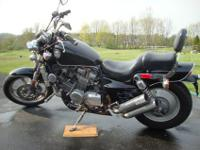 1987 Honda SuperMagna VF700cc for sale. Timeless bike,