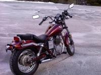 Description Make: Honda Model: Rebel Mileage: 24,000