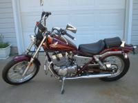 You won't find a cleaner, vintage 1987 Honda Rebel