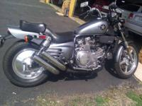 1987 Honda Super Magna for sale or trade. Will trade