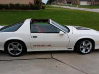 1987 IROC Z28 CAMARO. Edelbrock headers updated TPI