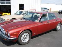 Very nice well sorted 1987 Jaguar XJ6 Vanden Plas in