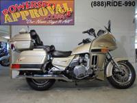 1987 Kawasaki Voyager Full Dresser Motorcycle for sale