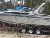 "1987 ""Magic"" FORMULA CABIN CRUISER WITH 3' SWIM"