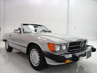 The 1987 Mercedes Benz 560SL Roadster featured here is