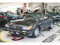 This is a Mercedes-Benz, 560 for sale by Kassabian