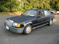 300 Turbo Diesel sedan with auto tran, leather seats,