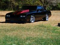 This 1987 Monte Carlo SS has a 355 small block, 202