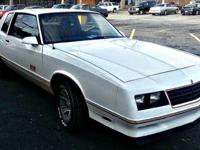 1987 Monte Carlo SSRebuilt Halley Carb, new shocks and